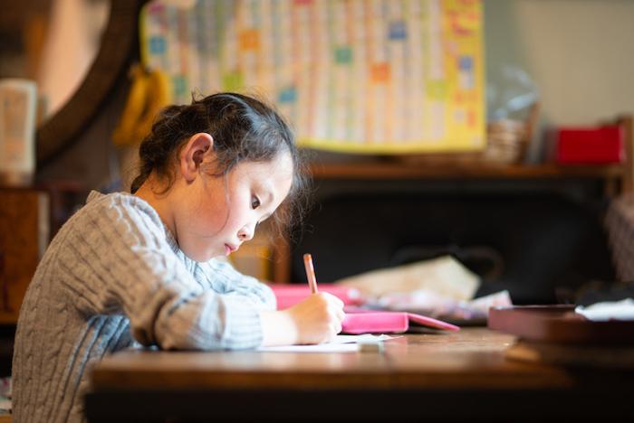 小学生 通信教育