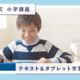 進研ゼミ 小学講座
